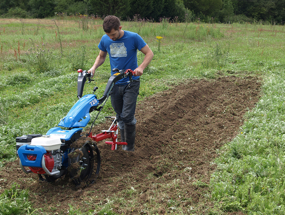 Two Wheel Tractor Attachments : Two wheel tractor