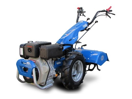 740 Two-Wheel Tractor